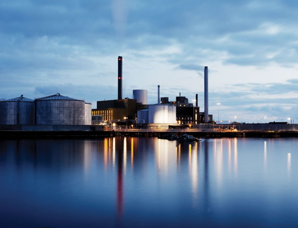 Østkraft, Bornholm island's power utility