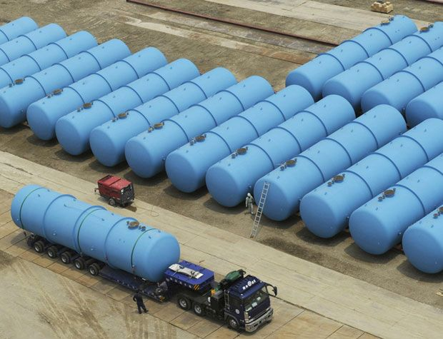 Groundwater Contamination Is the Latest Bad News from Fukushima