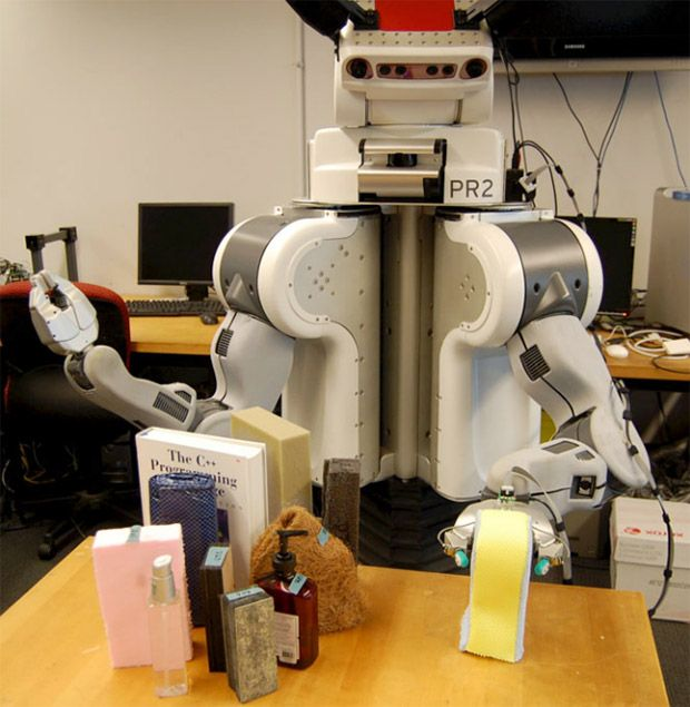 Finally: Robots Learn What 'Squishy' Really Means
