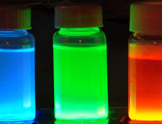 New Quantum Dots Make Colors in LCD Even Brighter