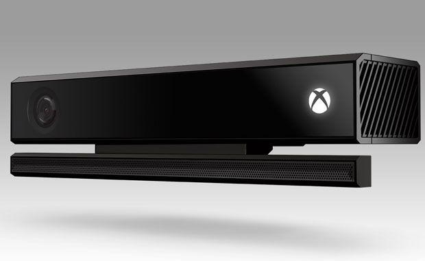 Here's Microsoft's New Kinect Sensor