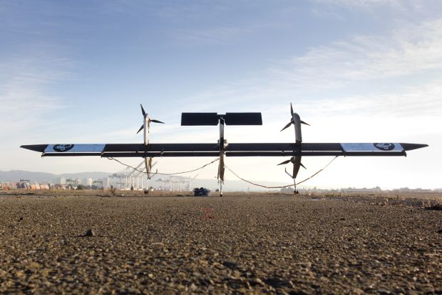 Google Acquires Airborne Wind Power Company Makani