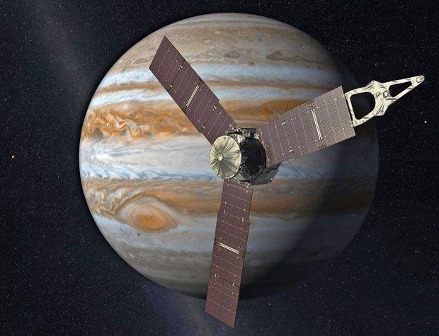 Interplanetary GPS Comes a Step Closer