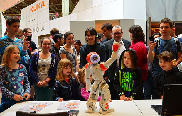 Video: Drones, Quadrupeds, Humanoids, and More Robots From ICRA 2013