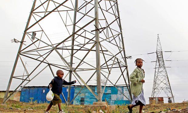 Obama's $7 Billion for African Electricity