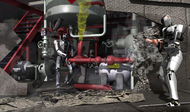 Details on DARPA Robotics Challenge Trial Events