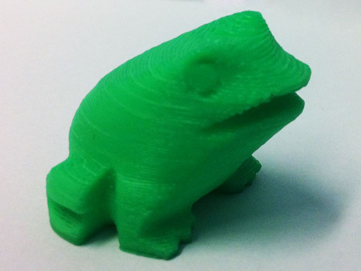 Nanoparticles Emitted from 3D Printers Could Pose a Risk