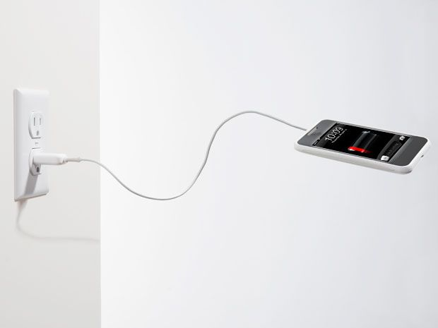 A Smart Phone Uses as Much Energy as a Refrigerator?