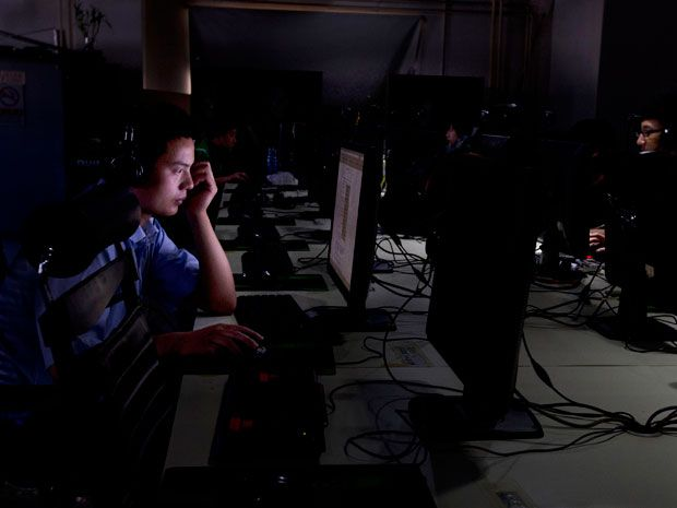 Chinese Internet Rocked by Cyberattack