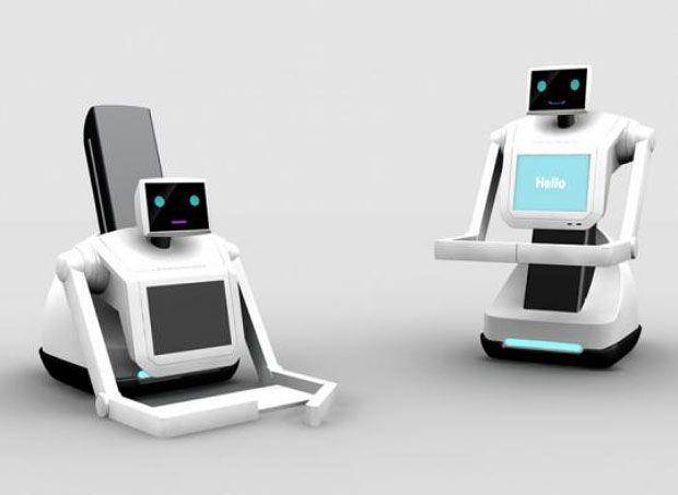 Hoaloha Robotics Developing Socially Assistive Hardware Platform