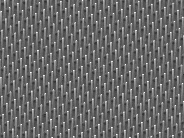 """""""Piranha Etching"""" Could Push Nanowire Solar Cells Way Past Theoretical Limits"""