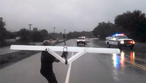 Drone Provides Colorado Flooding Assistance Until FEMA Freaks Out