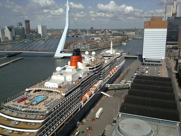 Can Rotterdam's Port Become a Virtual Power Plant?