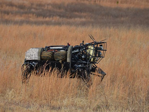 Boston Dynamics Gets $10 Million from DARPA for New Stealthy, Bulletproof LS3