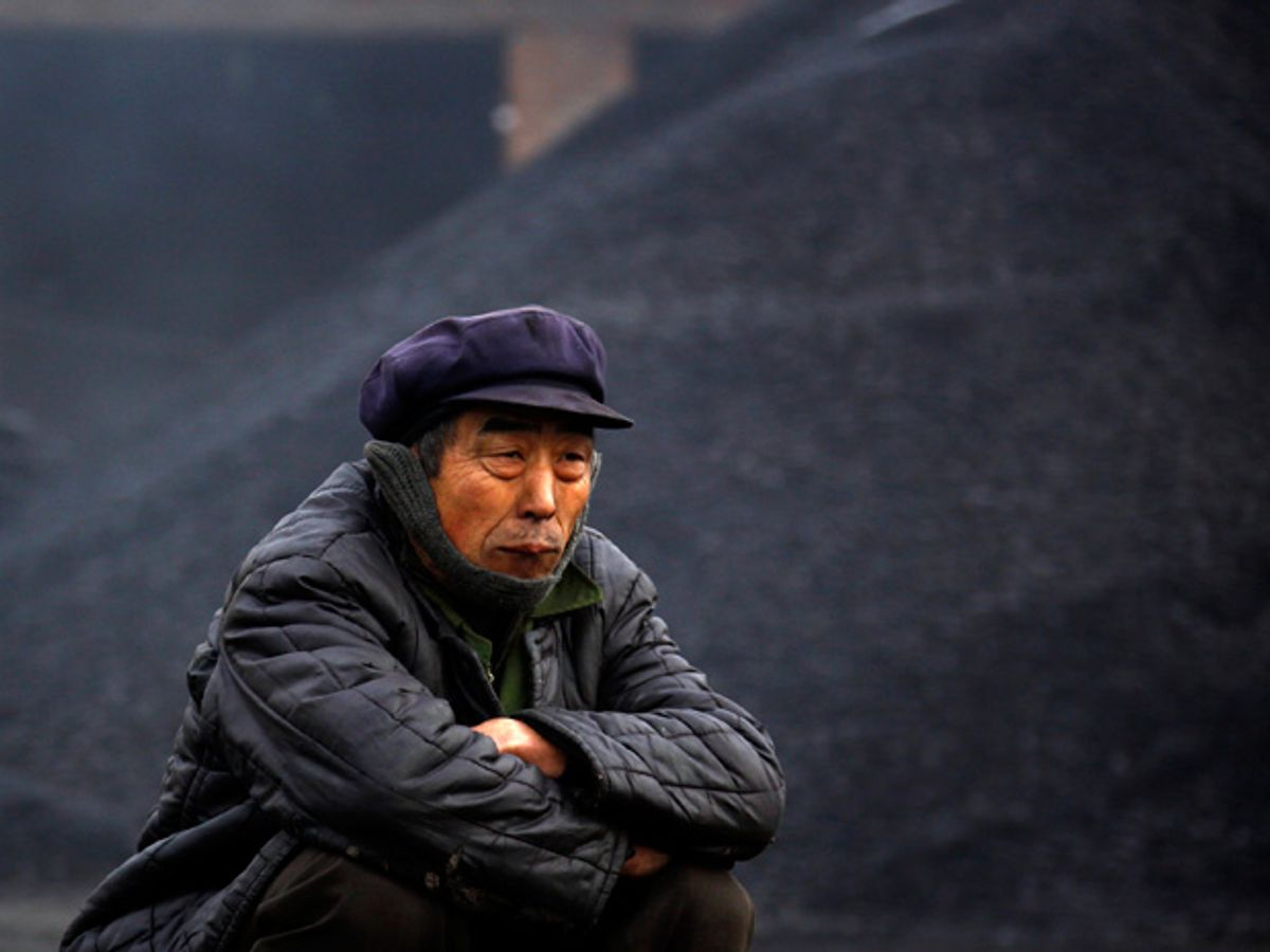 Counting the Sins of China's Synthetic Gas