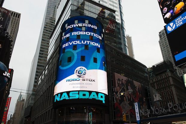 Robo-Stox: Investing in the Robotics Revolution