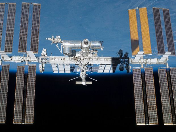 Space Station's Cooling System Suffers Partial Shutdown