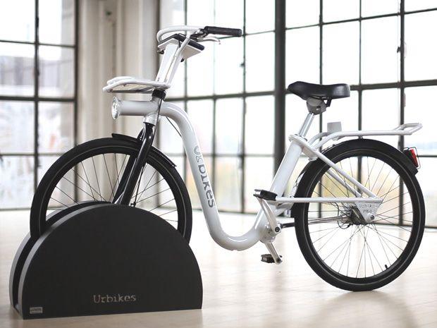 Copenhagen Pioneers Smart Electric-Bike Sharing
