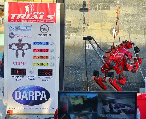 DARPA Robotics Challenge Trials: Tasks and Scoring