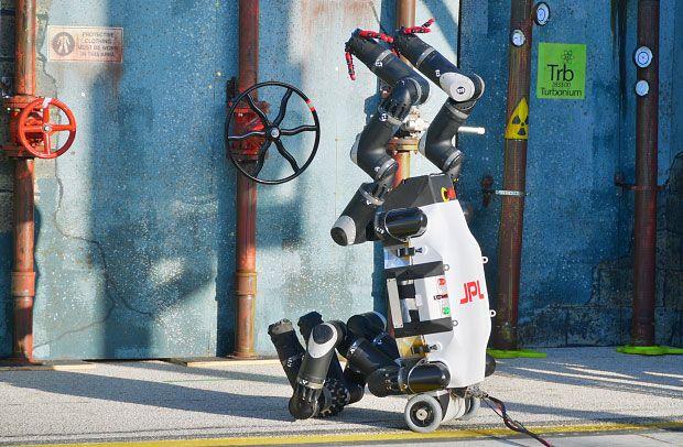 DARPA Robotics Challenge Trials: Day 2 and The Future