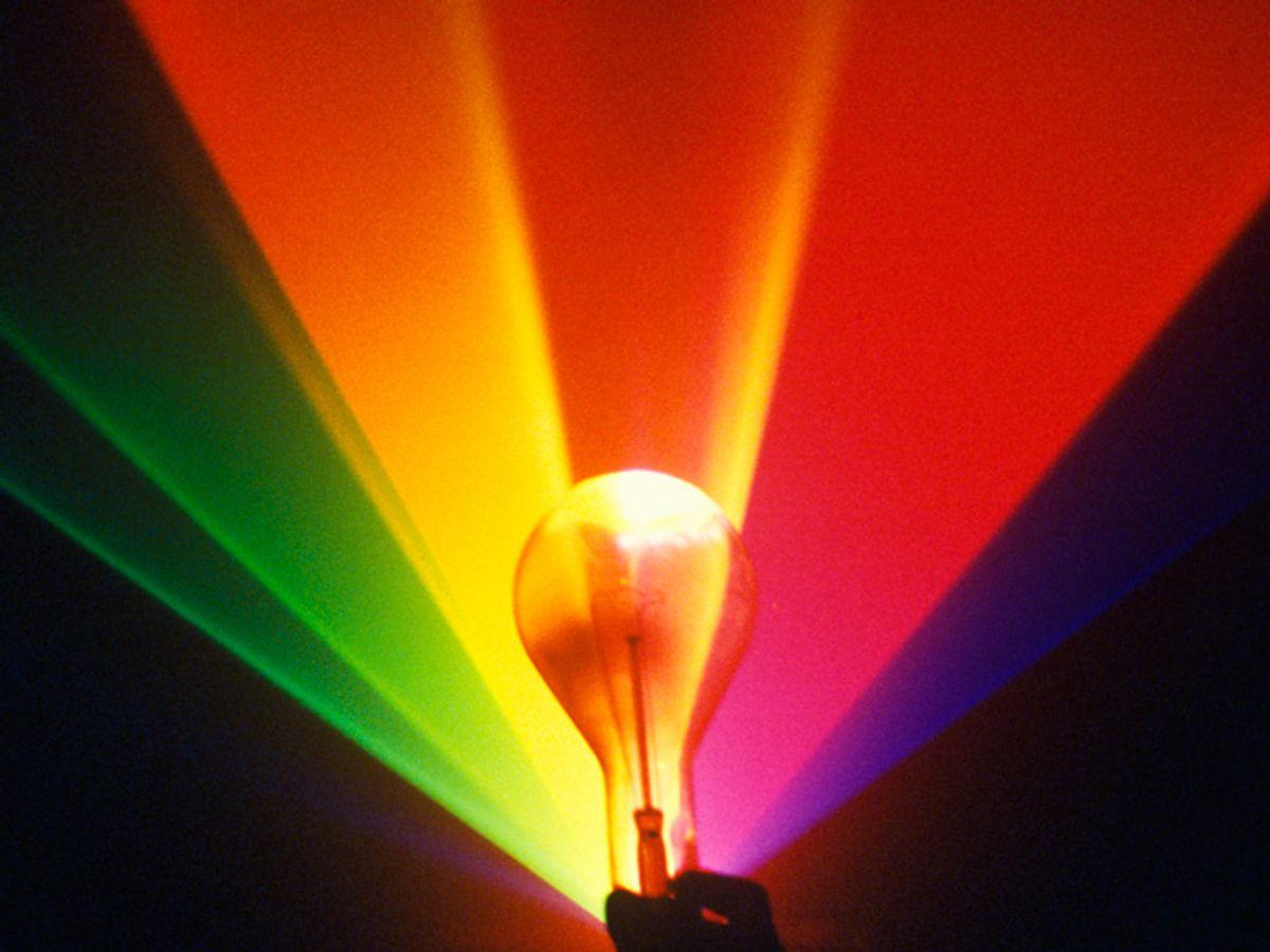 OLEDs Could Control Light to Boost Li-Fi Bandwidth