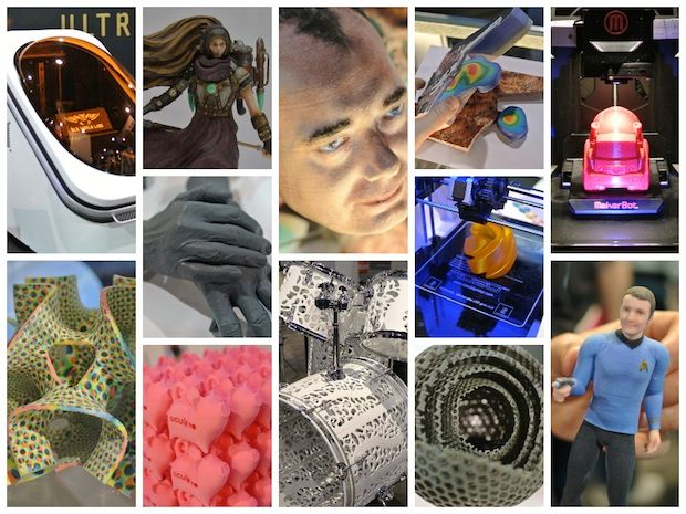CES 2014 Trends: The 3-D Printing Industry Is Poised to Explode