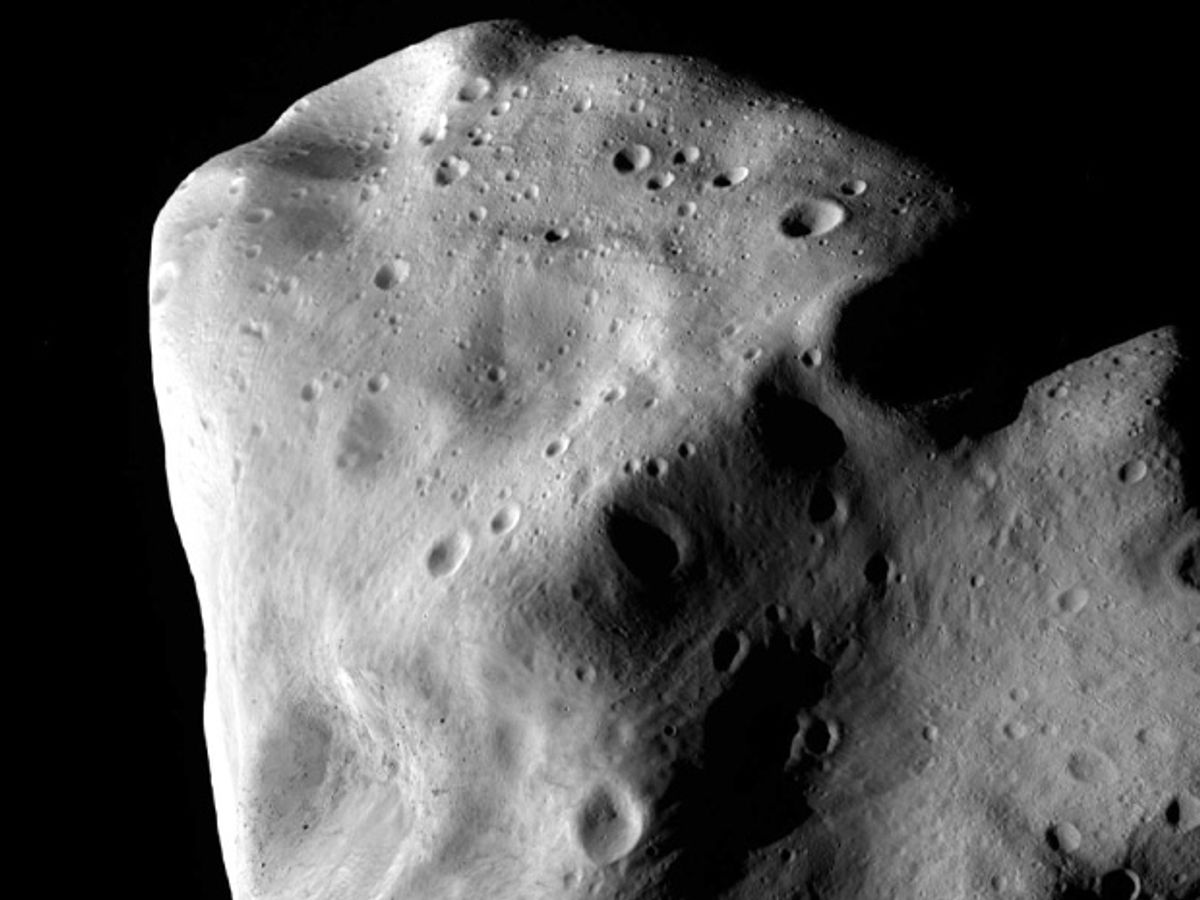 Asteroid Mining Study Finds Few Worthwhile Space Rocks Near Earth