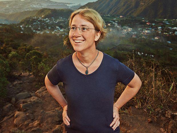 Signals Specialist Karin Sigloch Probes the Planet's Darkest Secrets