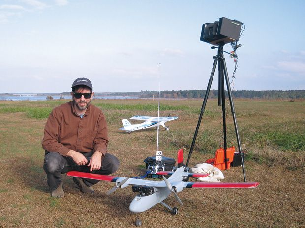 A DIY 3-D Viewer for Remote Piloting