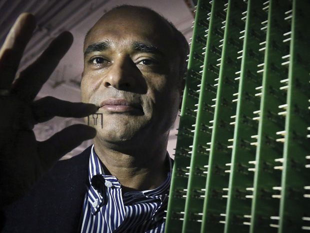 Profile: Aereo's Chet Kanojia Is Bringing Live TV to the Cloud