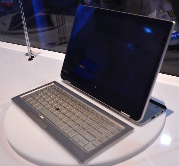 Modular Concepts at CES Hint at the Future of Mobile Computing