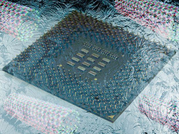Carbon Nanotubes Could Solve Overheating Problem for Next-Generation Computer Chips