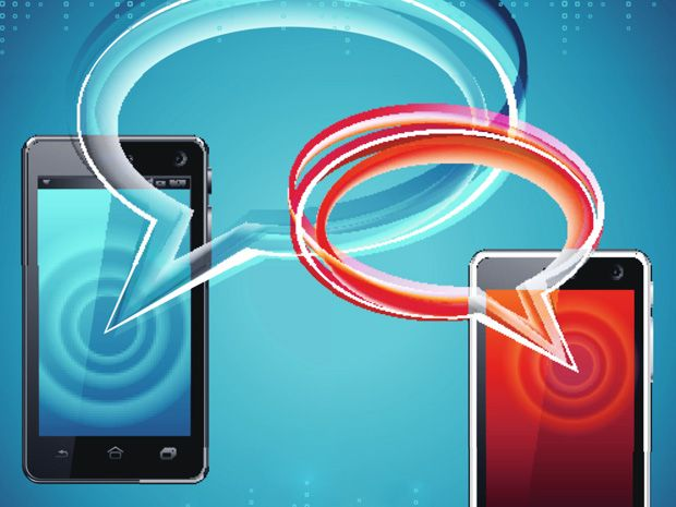 """New """"Look And Link"""" Wireless Technology Enables Device-to-Device Links By Pointing"""