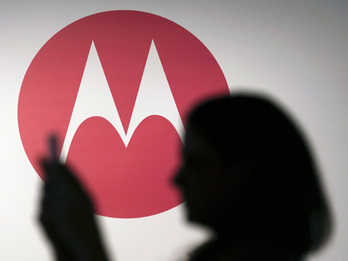 Google Highlights Value of Patents in Motorola Sale to Lenovo