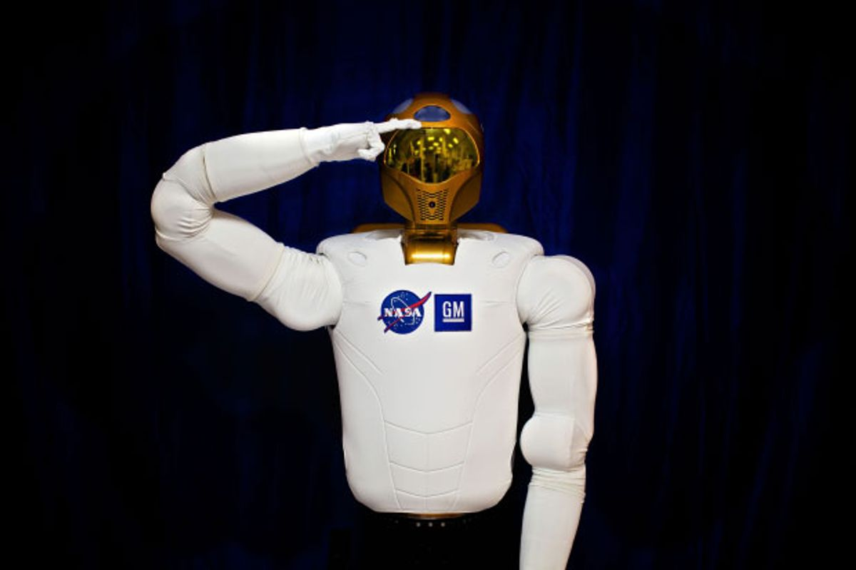 Don't Worry, Doctor Robonaut Is Here to Help