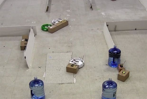 MIT Robots Adapt and Collaborate Under Real World Conditions