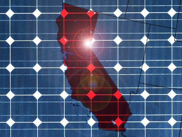 California Hits New Solar Power Record