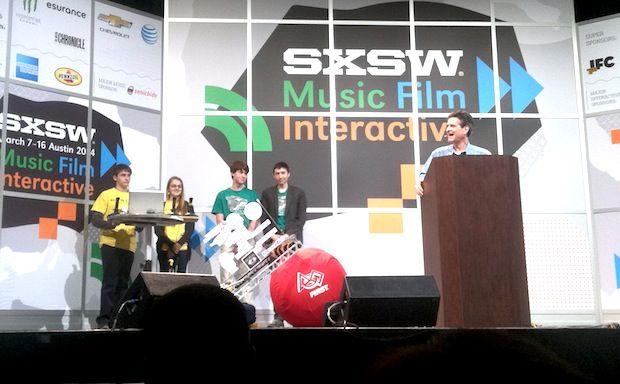 "Dean Kamen to Tech Community: ""We're Not Creating Enough Innovators"""