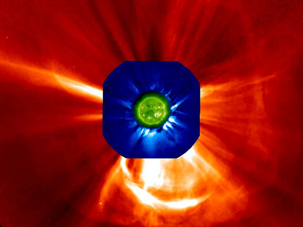 The Earth Was Lucky to Dodge a Massive Solar Magnetic Storm in 2012