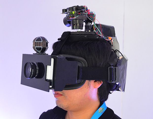 Sulon Cortex Headset Seeks to Meld Real and Virtual Worlds