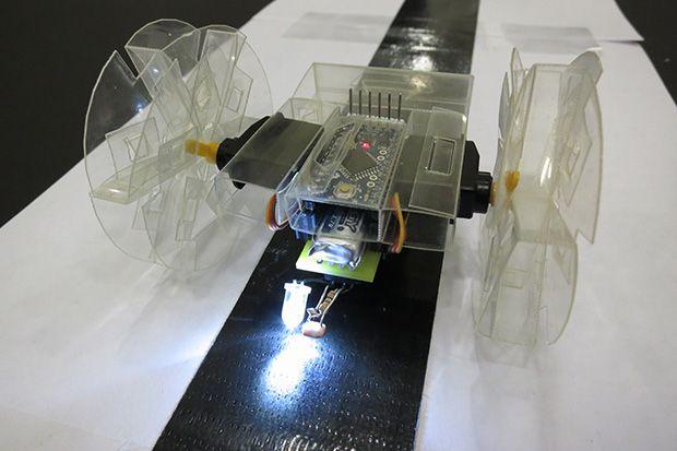 $20 Robot From MIT Wins AFRON Design Challenge