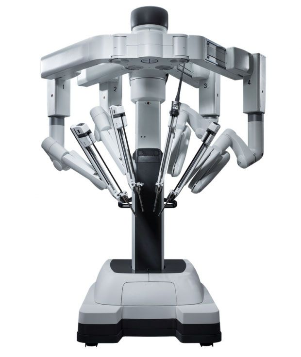 New Da Vinci Xi Surgical Robot Is Optimized for Complex Procedures