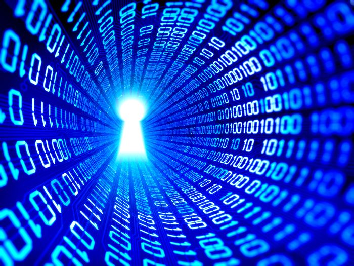 Quantum Cryptography Done Over Shared Data Line