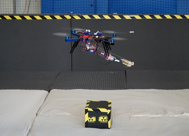 Video Friday: 3D-Printing Drones, Telepresence Robots at Home, and Baxter Does Magic
