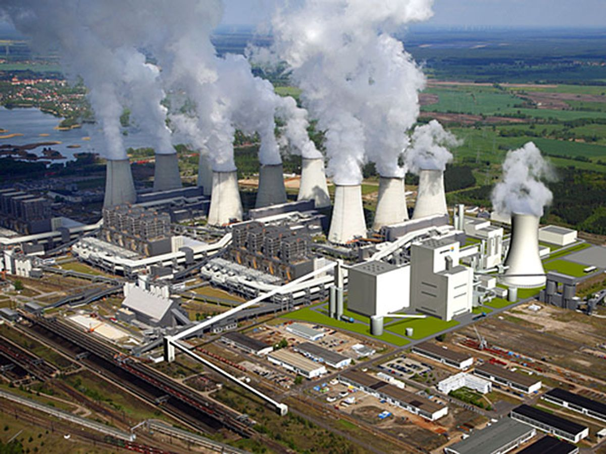 Vattenfall Ditches Carbon Capture and Storage Research