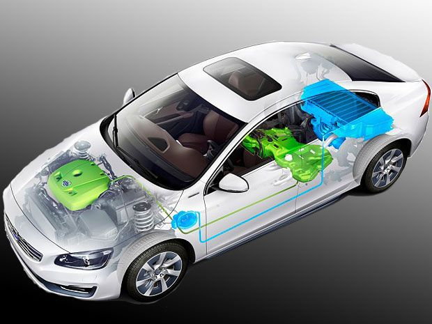 Software Teaches Hybrids When (and When Not) to Go Electric