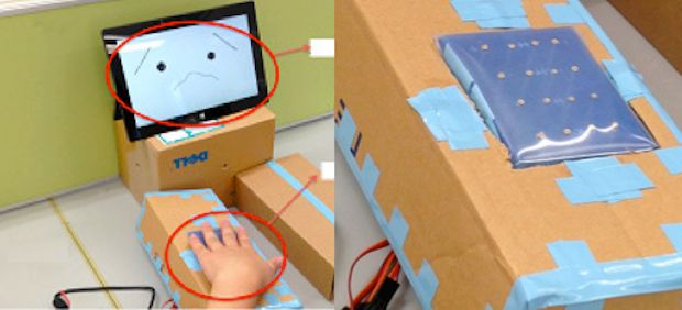 Japanese Researchers Building Robots That Sweat and Have Goosebumps
