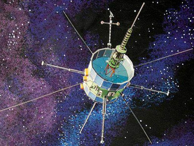 Space Hackers Take Control of ISEE-3 Spacecraft