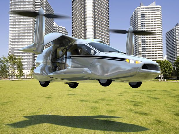 Flying Cars: The Idea That Will Not Die