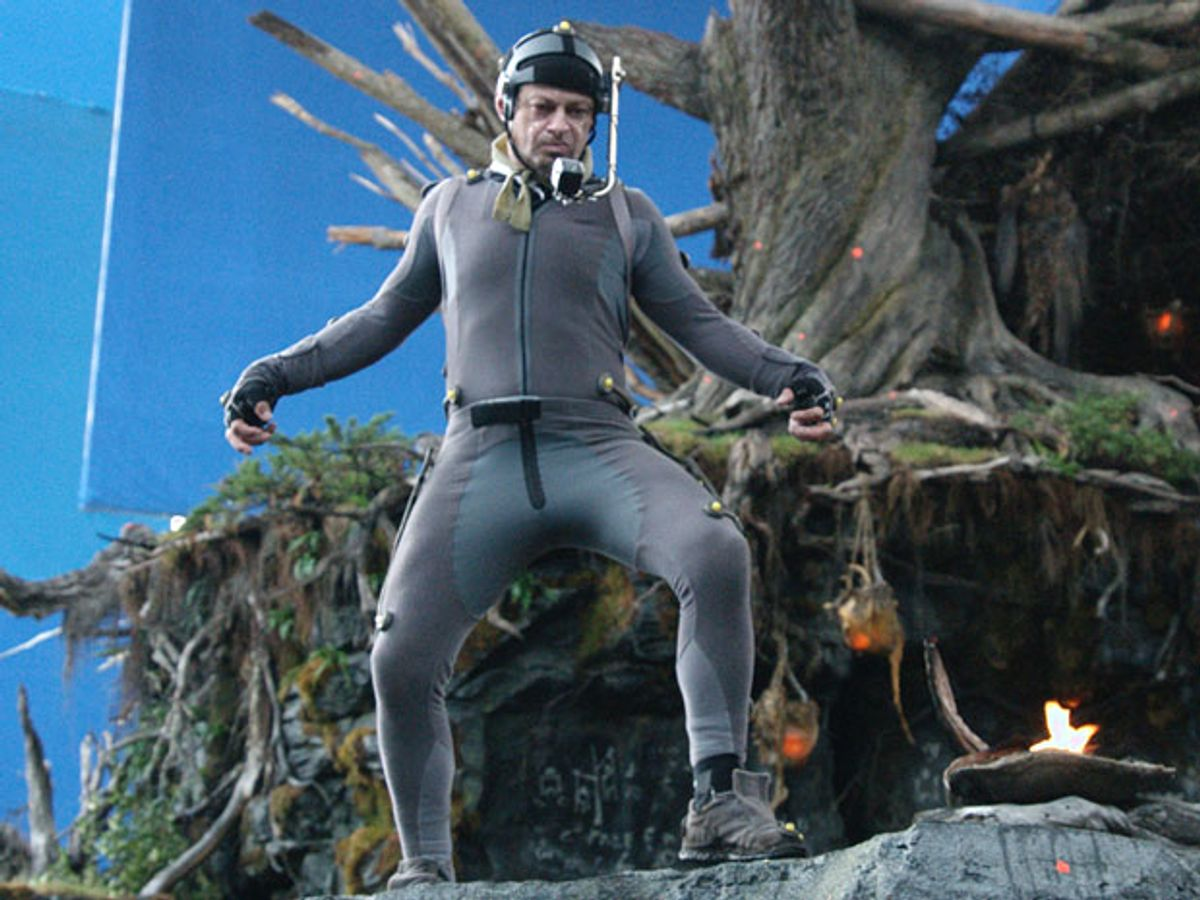 Motion Capture Technology Goes Into the Wild for Dawn of the Planet of the Apes